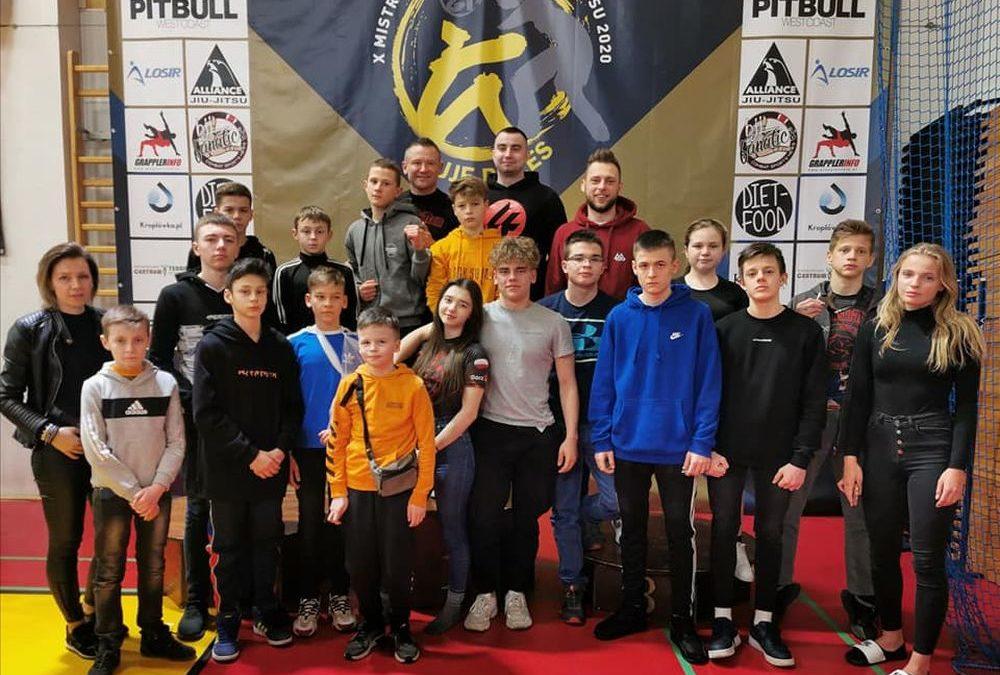 6 Medali Mistrzostw Polski w NO-GI (Brazylijskim Jiu-jitsu)