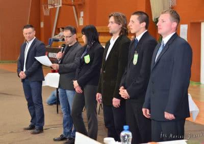 Międzynarodowy turniej Judo w Gorzowie Wlkp.