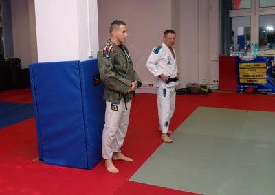 Trening z Tomkiem Stasiakiem