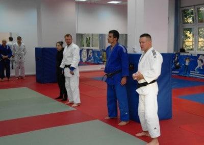 Sparingi Międzyklubowe Judo 2015