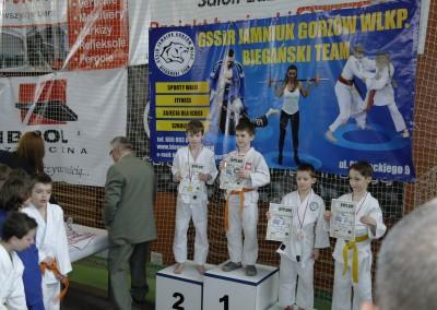 Międzynarodowy Turniej Judo kat. dzieci i młodzików