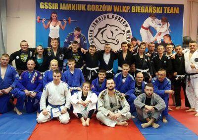 Seminarium BJJ z Jarosławem Kochem