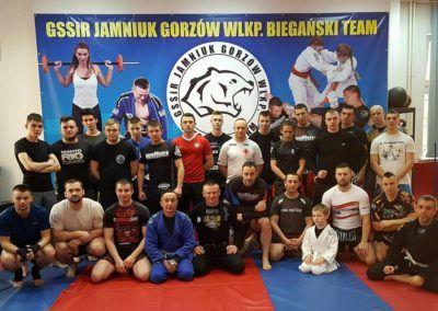 Międzyklubowe sparingi w klubie Jamniuk Gorzów