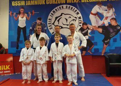 Klubowy turniej Judo – Jamniuk Gorzów 03.06.2017