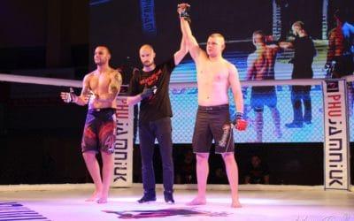 Za nami gala West Fighting MMA 3