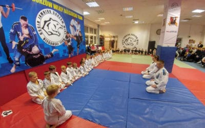 Fotorelacja z zawodów Judo o Tytuł Mistrza klubu Jamniuk Gorzów