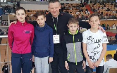 Bardzo dobry występ judoków klubu Jamniuk Gorzów