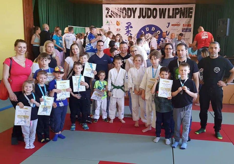 Sukcesy najmłodszych judoków klubu Jamniuk Gorzów