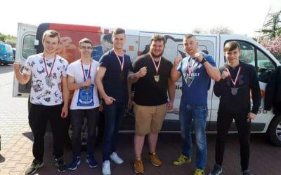 Kolejne sukcesy zawodników klubu Jamniuk Gorzów