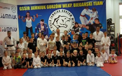 Egzaminy na biały pas Judo.
