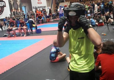 Kickboxing Szczecin 05 2018 04