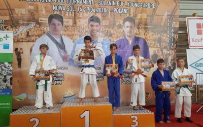 Sukcesy judoków Klubu Jamniuk Gorzów