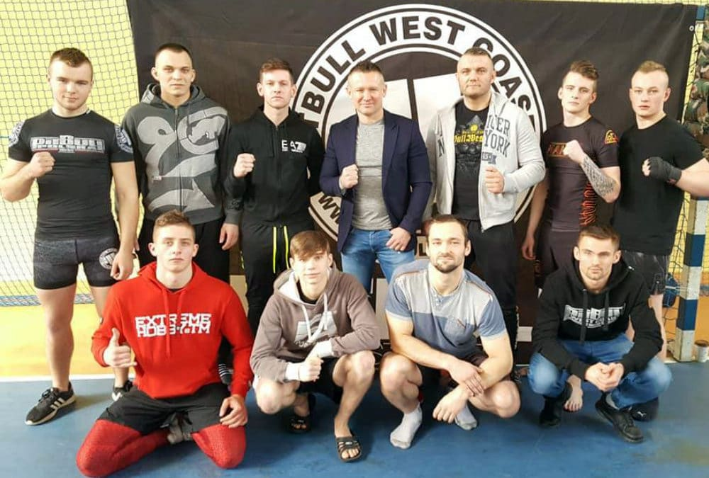 4 medale Pucharu Wielkopolski w MMA