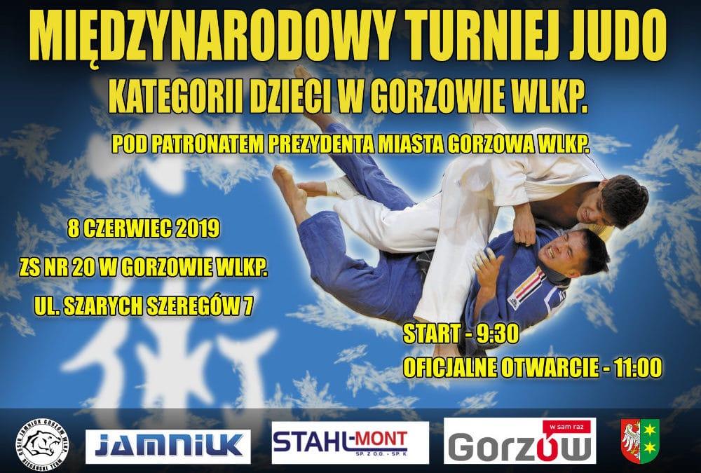 Międzynarodowy turniej judo 2019