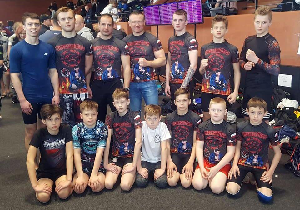 Klub Biegański Jamniuk Gorzów zdobył 13 medali na Pucharze Polski w Krakowie