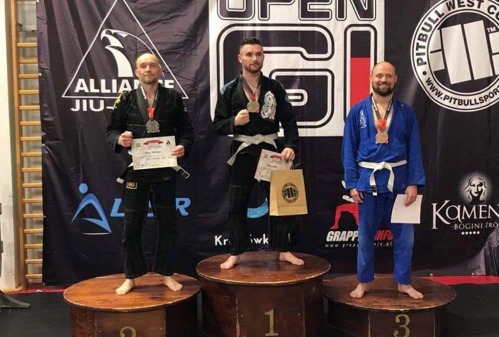 Kolejne sukcesy na zawodach BJJ i Judo