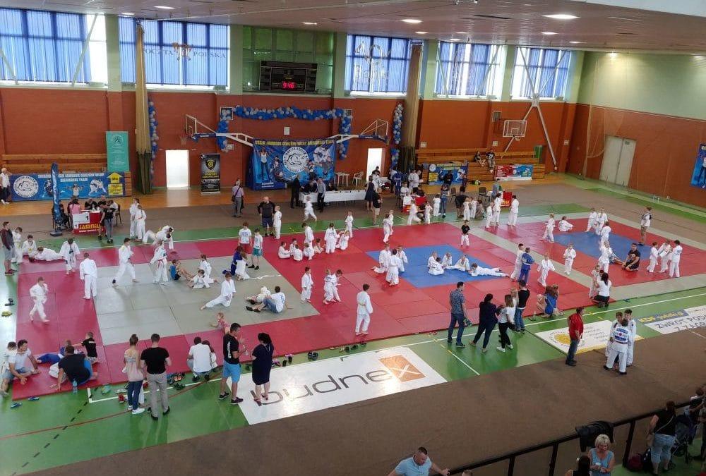 Pierwsze miejsce drużynowo !!! na Międzynarodowym Turnieju Judo w Gorzowie Wlkp.