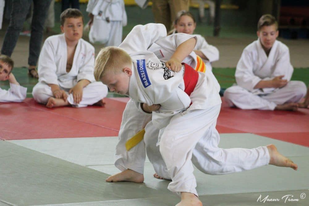 """Jamniuk póki co """"pod chmurką"""". Turniej judo jesienią, co z galą MMA?"""